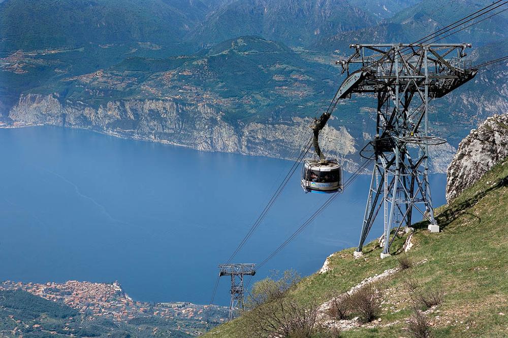 Cable Car Monte Baldo Hotel Augusta Malcesine
